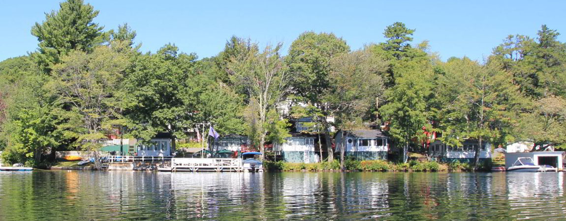 Enjoy Swimming, Boating, Kayaking and Canoeing On 650 Feet Of Private Lakefront